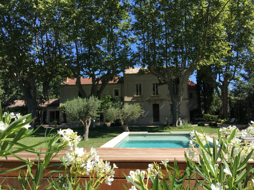 Gite de luxe Saint Rémy de Provence
