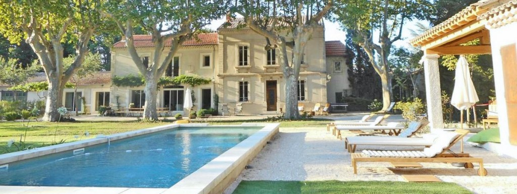 Luxury bed and breakfast in Avignon