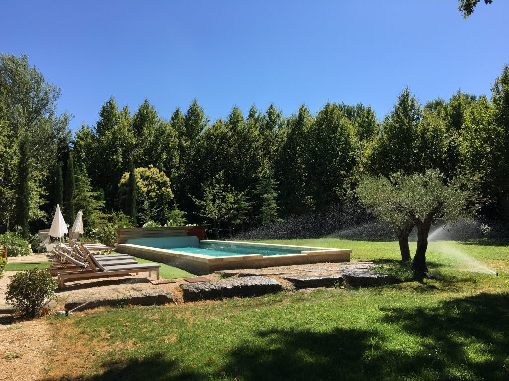 Gite de luxe Provence Alpilles